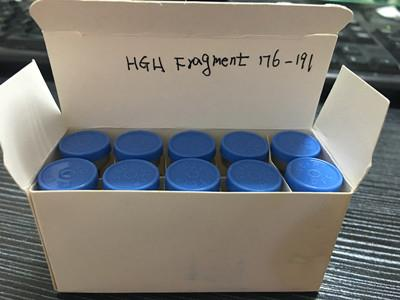 HGH Fragment 176-191 Human Growth Hormone Peptides for Muscle
